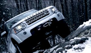 Travel Channel & Land Rover