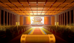 Nickelodeon Orange Carpet: International Promo