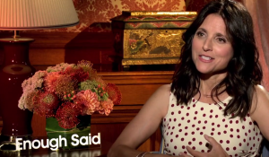 "FXM Interview: Julia Louis-Dreyfus ""Enough Said"""