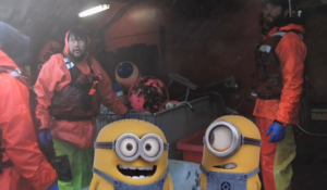 Discovery Minions/Deadliest Catch