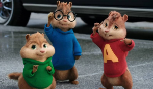 Nickelodeon Orange Carpet – Alvin & The Chipmunks: The Road Chip