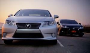 ABC: Revenge & Lexus