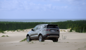Travel Channel & Land Rover – Uncharted Discoveries
